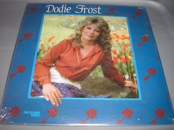 Dodie Frost Self-Titled LP Christian Gospel Mustard Seed SEALED MINT VINYL