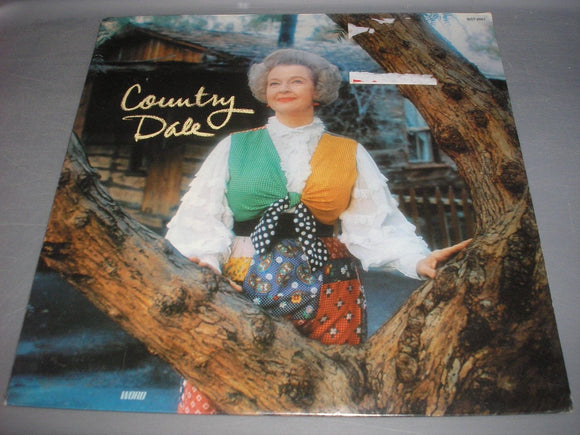 Dale Evans Rogers Country Dale Christian LP 1976 Word NEW SEALED