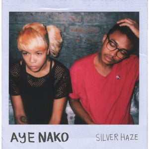 Aye Nako Silver Haze LP Vinyl Garage PUNK Rock 2017 Release NEW SEALED