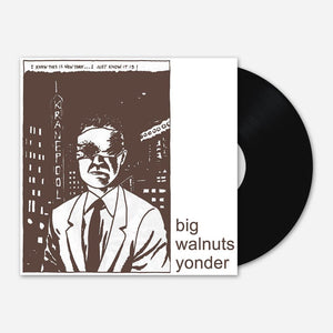 Big Walnuts Yonder Self Titled DEBUT LP Vinyl & Download 2017 Release NEW SEALED