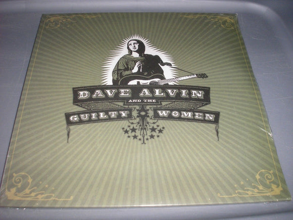 Dave Alvin and The Guilty Women 2 LP Vinyl BRAND NEW SEALED