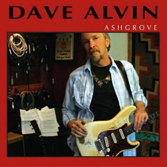 Dave Alvin Ashgrove 2 LP 180 Gram Vinyl Yep Rec DEBUT Reissue Blues Rock NEW