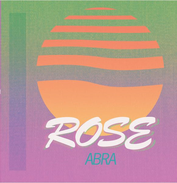 Abra Rose 2 LP Debut Reissue 180g Vinyl & Posters NEW Free US Shipping