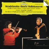Mendelssohn: Violin Concerto In E Minor, Op.64, Mwv O14 / Bruch: Violin Concerto No.1 In G Minor, Op.26 180 Gram Audiophile Vinyl Import NEW SEALED