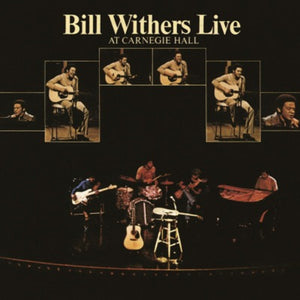 Bill Withers Live At Carnegie Hall 2 LP 180 Gram Audiophile Vinyl MOV Import NEW SEALED
