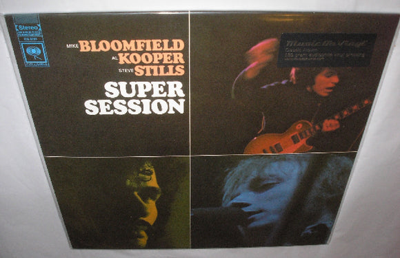 Mike Bloomfield, Al Kooper, Steve Stills Super Session LP 180 Gram Audiophile Vinyl MOV NEW