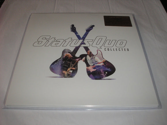 Status Quo Collected 2 LP 180 Gram PURPLE Colored Vinyl MOV Ltd Num NEW SEALED
