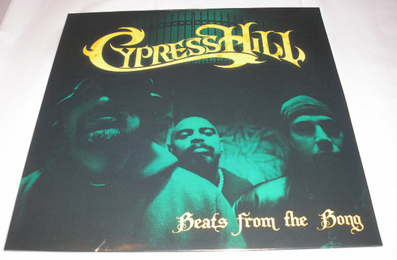 CYPRESS HILL BEATS FROM THE BONG 2 LP 180 Gram Vinyl & Download EU Import NEW SEALED