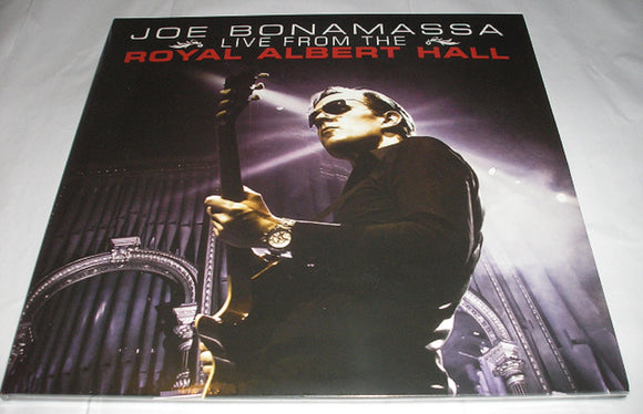 Joe Bonamassa Live From The Royal Albert Hall 2 LP 180 Gram Vinyl EU Import NEW SEALED