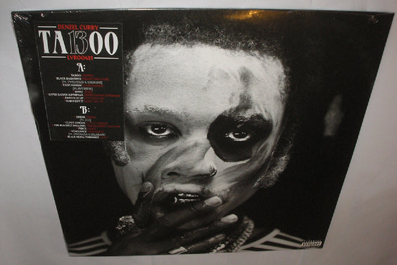 Denzel Curry  TA1300 LP Red Slushie Colored Vinyl NEW SEALED