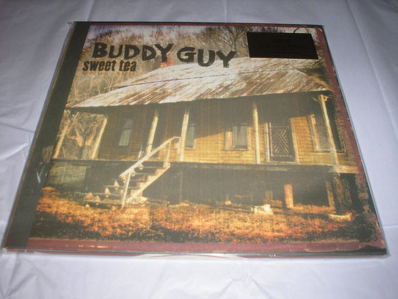 Buddy Guy Sweet Tea 2 LP 180 Gram Audiophile 1st Time on Vinyl BLUES MOV Import NEW SEALED