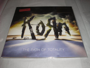 KORN The Path of Totality LP 180 Gram SILVER & BLACK Vinyl Ltd Num MOV NEW SEALED