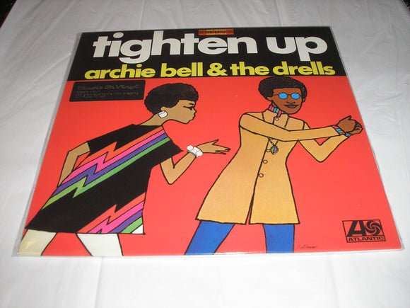 Archie Bell & The Drells Tighten Up 180 Gram Audiophile Vinyl FUNK MOV Import NEW SEALED
