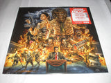 Another Wolfcop Wolf Cop Soundtrack LP PINK or BROWN Color Vinyl & D/L Ltd NEW SEALED