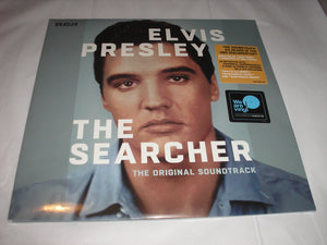 Elvis Presley The Searcher Soundtrack 2 LP & Download HBO NEW SEALED