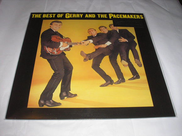 Best Of Gerry & the Pacemakers LP 180 Gram Audiophile Vinyl MOV Import NEW SEALED