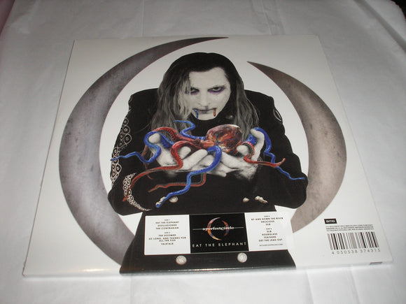 A Perfect Circle Eat The Elephant 2 LP BLACK Vinyl 2018 RELEASE NEW SEALED