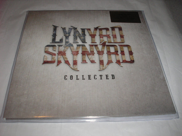 Lynyrd Skynyrd Collected 2 LP 180 Gram Red & Blue Color Vinyl Ltd Num MOV NEW SEALED