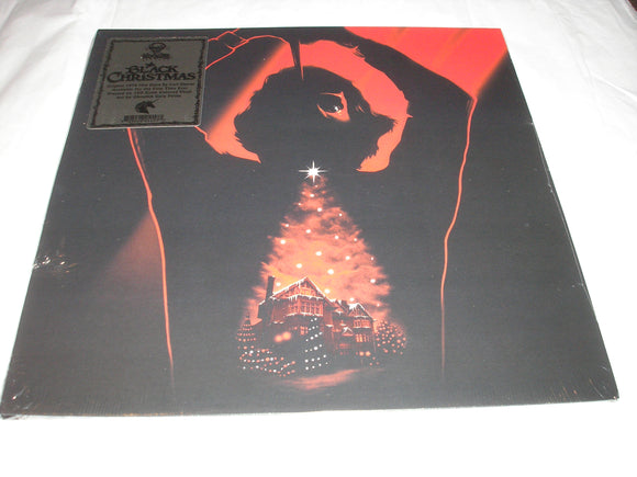 Black Christmas Carl Zittrer Soundtrack LP 180 Gram CLEAR Vinyl 45rpm NEW SEALED