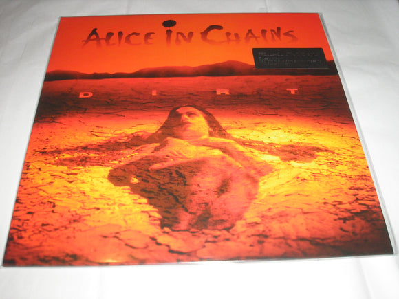 Alice In Chains Dirt LP 180 Gram Audiophile Vinyl MOV Import NEW SEALED