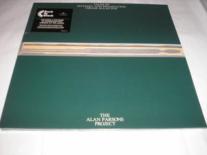 Alan Parsons Project Tales Of Mystery And Imagination Edgar Allen Poe LP 180g Vinyl & D/L EU Import NEW