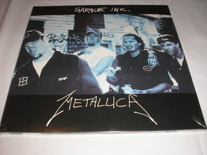Metallica Garage Inc 3 LP Vinyl Covers & B-Sides EU Import NEW SEALED