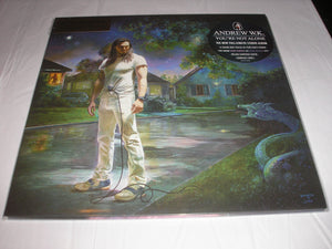 Andrew W.K. You're Not Alone 2 LP 180 Gram PURPLE Color Vinyl Ltd MOV NEW SEALED