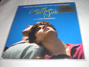 Call Me By Your Name Soundtrack 2 LP 180 Gram PEACH Color Vinyl Peach Scented Sleeve MOV Ltd NEW