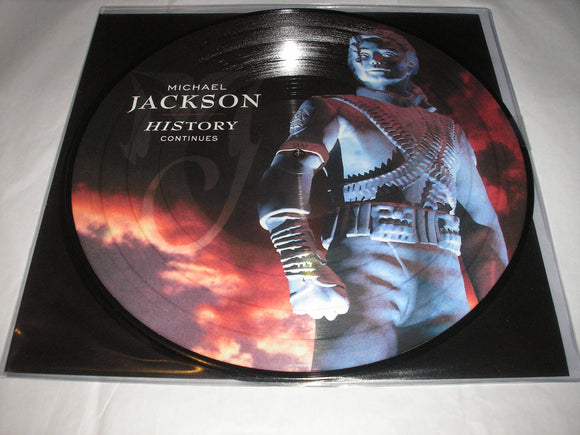 Michael Jackson History: Continues 2 LP 12
