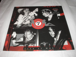 7 Year Bitch Live at Moe LP RED & BLACK SPLIT VINYL 1st LP in 20 years Ltd NEW