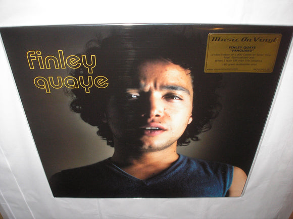 Finley Quaye Vanguard LP 180 Gram SILVER Color Vinyl MOV Ltd Num NEW SEALED