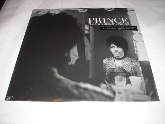 Prince Piano & A Microphone 1983 Previously Unreleased LP 180 Gram Vinyl NEW SEALED