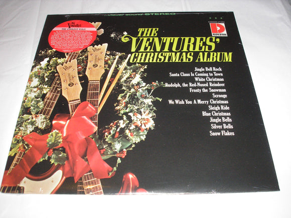 The Ventures' Christmas Album LP Vinyl NEW SEALED