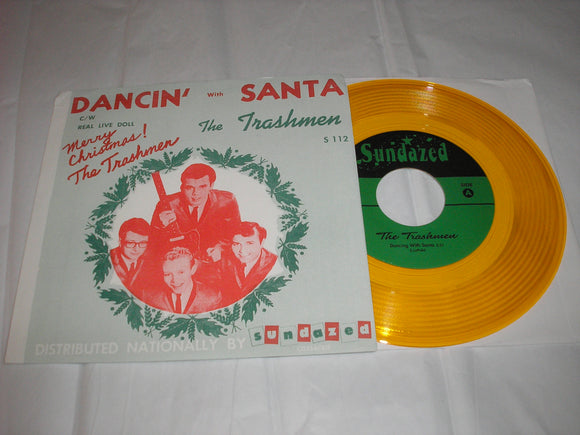 The Trashmen Dancin' with Santa / Real Live Doll 7