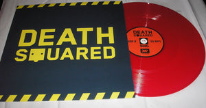 Death Squared Video Game Soundtrack LP RED Vinyl & Download Ltd 250 NEW SEALED