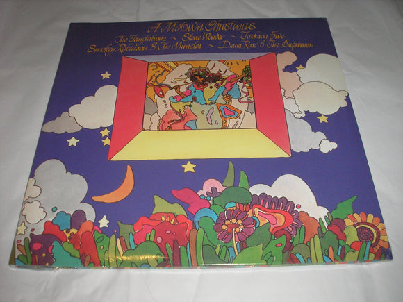 A Motown Christmas 2 LP Remastered Vinyl First Time on Vinyl in 20 Years NEW SEALED