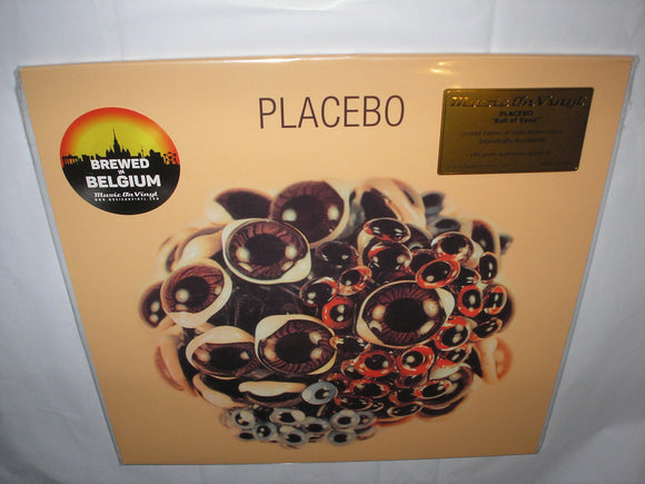 Placebo Ball of Eyes Debut LP 180 Gram WHITE Vinyl MOV Ltd Ed NEW SEALED