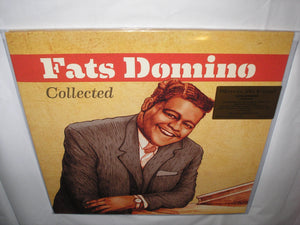 Fats Domino Collected 2 LP 180 Gram YELLOW Color Vinyl MOV Ltd Numbered NEW SEALED
