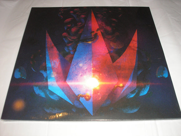 Dead Cells Original Video Game Soundtrack 2 LP 180 Gram Orange and Violet Vinyl NEW SEALED