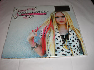 Avril Lavigne The Best Damn Thing LP 180 Gram BLACK Audiophile Vinyl Ltd MOV Import NEW SEALED