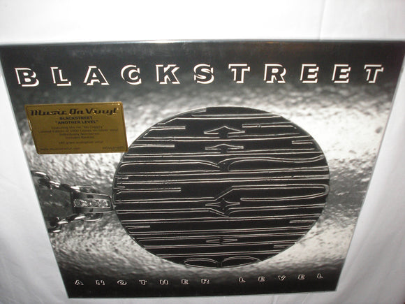 Blackstreet Another Level 2 LP 180 Gram Audiophile SILVER Vinyl R&B Ltd MOV NEW SEALED
