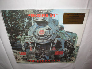 The Ethiopians Engine 54 LP 180 Gram ORANGE Color Vinyl Reggae Ltd MOV NEW SEALED