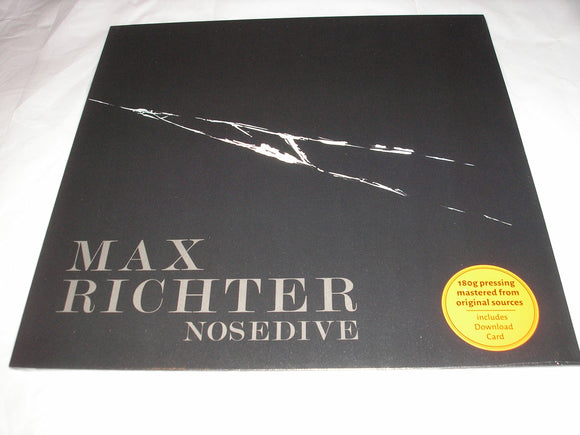 Black Mirror Soundtrack Nosedive Max Richter LP 180 Gram Vinyl Season 3 Episode 1 Import NEW SEALED