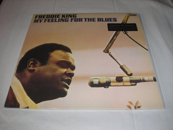 Freddie King My Feeling For The Blues LP 180 Gram Audiophile Vinyl MOV Import NEW SEALED