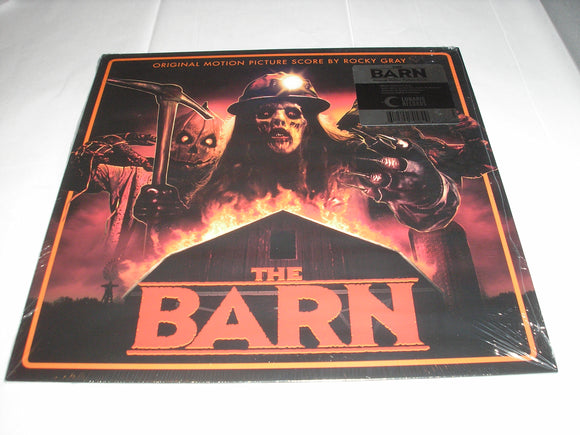 The Barn Original Motion Picture Score Soundtrack Rocky Gray LP Vinyl NEW SEALED