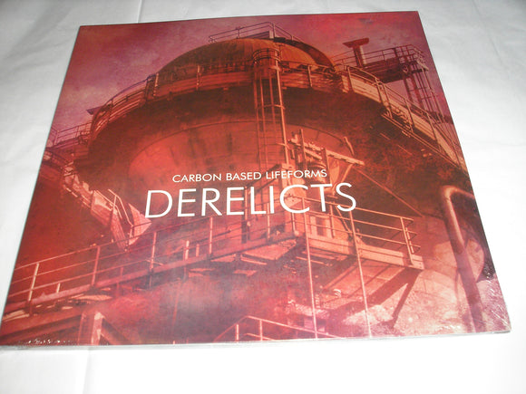 Carbon Based Lifeforms ‎Derelicts 2 LP 180 Gram Vinyl EU Finland Import NEW SEALED