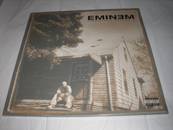 Eminem The Marshall Mathers 2 LP Vinyl & Download EU Import NEW SEALED