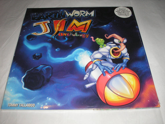 Earthworm Jim Anthology Copy for Ryan