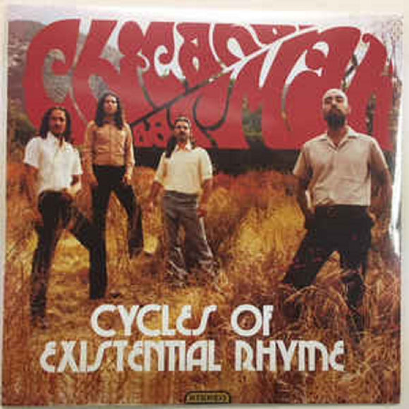 Chicano Batman Cycles Of Existential Rhyme LP 180 Gram Vinyl Reissue NEW