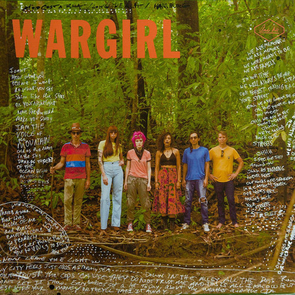 Wargirl Wargirl LP Vinyl & Download EU Import NEW